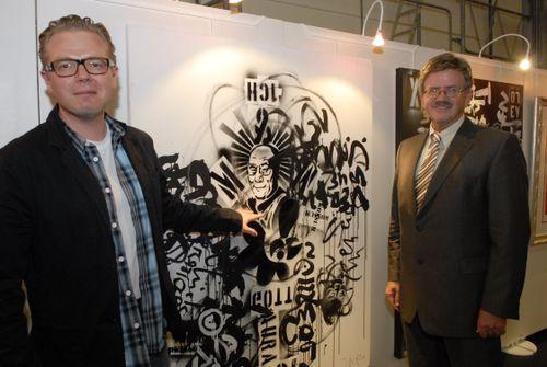 Jörg Schmitz und Thomas Mann