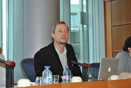 Vincent Metten, ICT